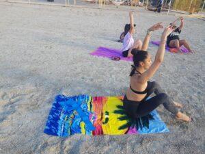 mișcare în aer liber, sport pe plajă